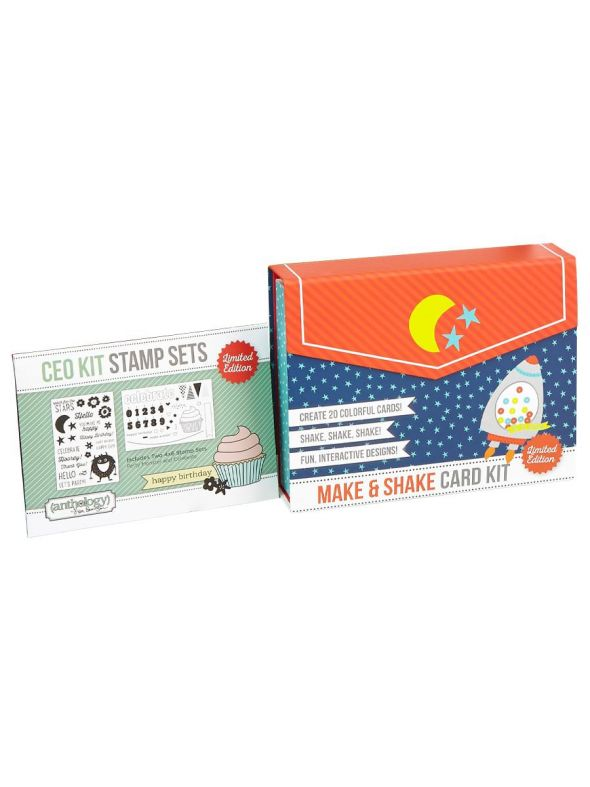 CEO Card Kit and Stamp Bundle