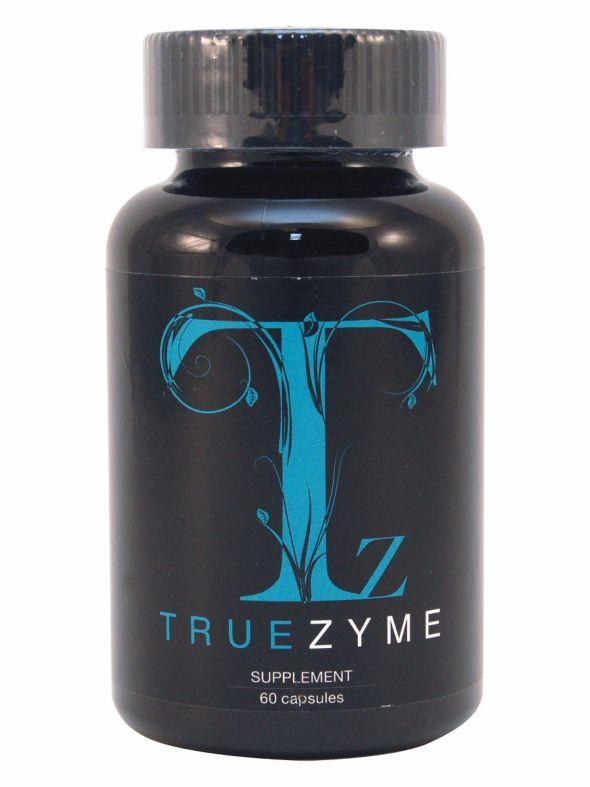 TrueZyme - 60 capsules